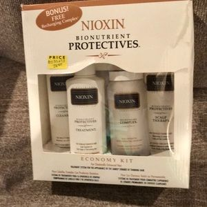 Nioxin Economy Kit  Protective hair treatment